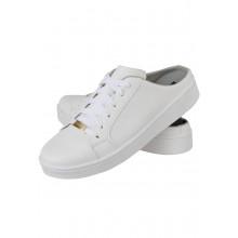 Mule Maresias CR Shoes Feminino Branco