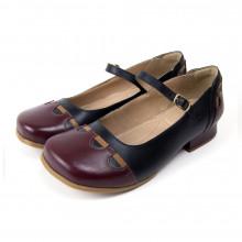 Sapato Miuzzi Feminino Vinho