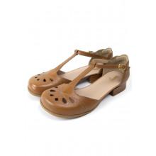Sapato Miuzzi Feminino Caramelo