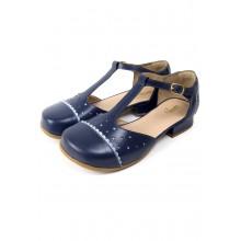 Sapato Miuzzi Feminino Azul