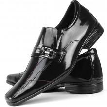 Sapato Social La Faire Masculino Preto